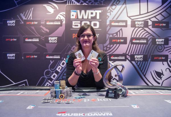 Eleanor Gudger WPT 500
