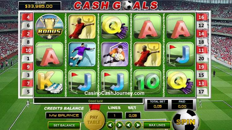 Cash-Goals