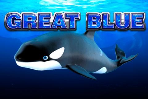 great blue slot machine