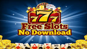 slot gratis senza download