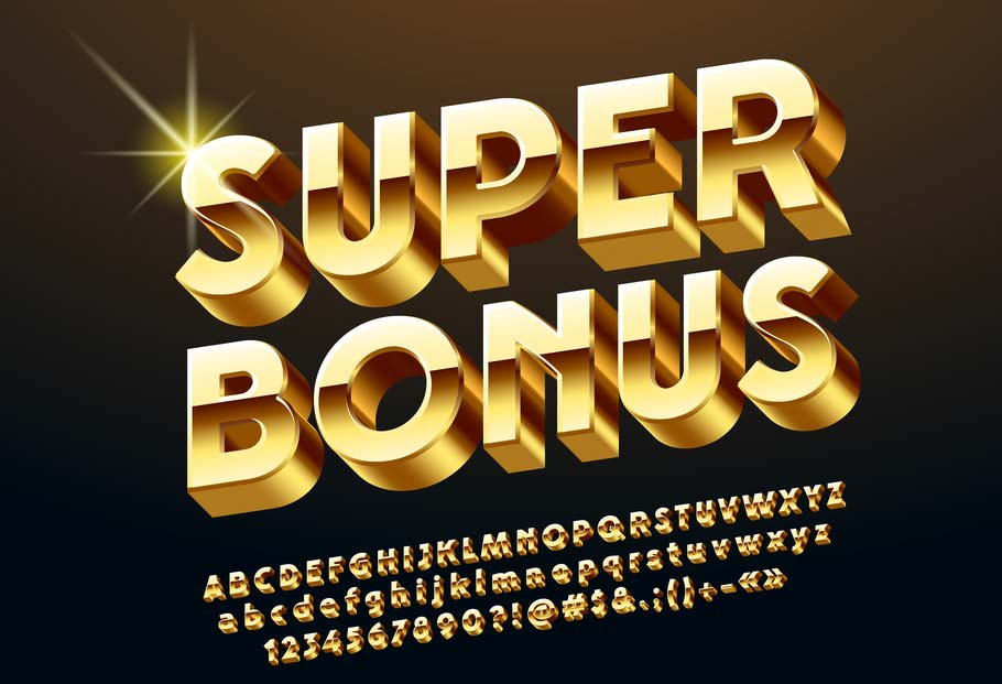 bonus di benvenuto dei casino online