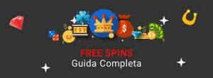 Migliori free spins casino