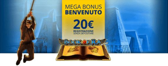 siti slot con bonus senza deposito